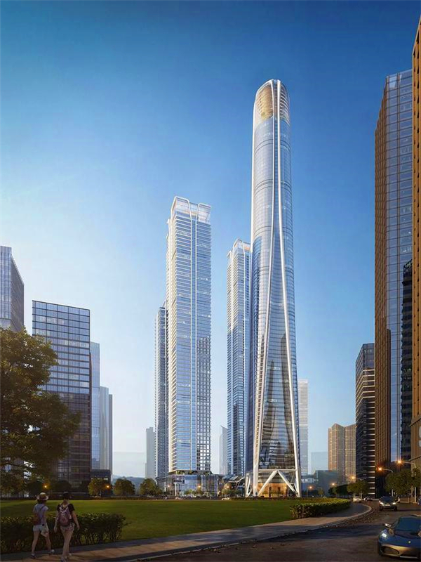 重慶國際金融中心