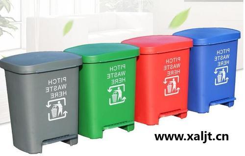 小区分类垃圾箱如今是摆设吗?