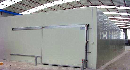 西安冷库设计建造厂家分享关于冷库建设中的相关参数