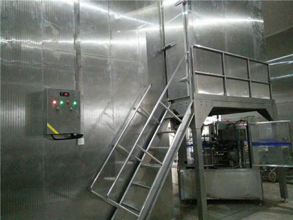 渭南食品冷库建设