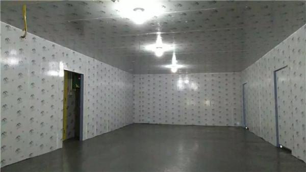 陕西食品冷库工程