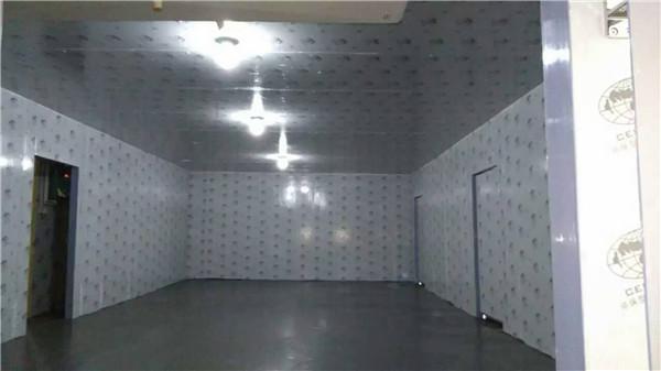 食品冷库设计安装