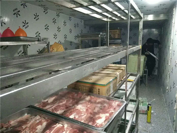 西安速冻食品冷库厂家