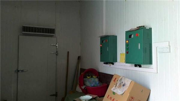 渭南食品加工冷库厂家