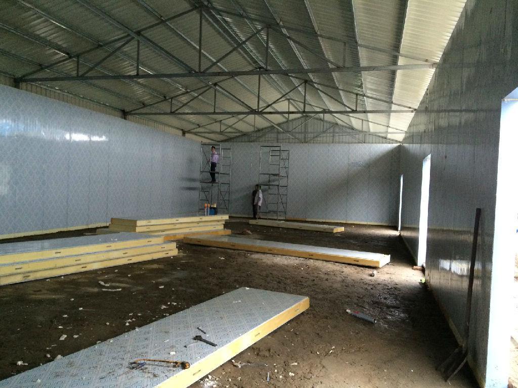 西安冷库安装在施工时有哪些标准?