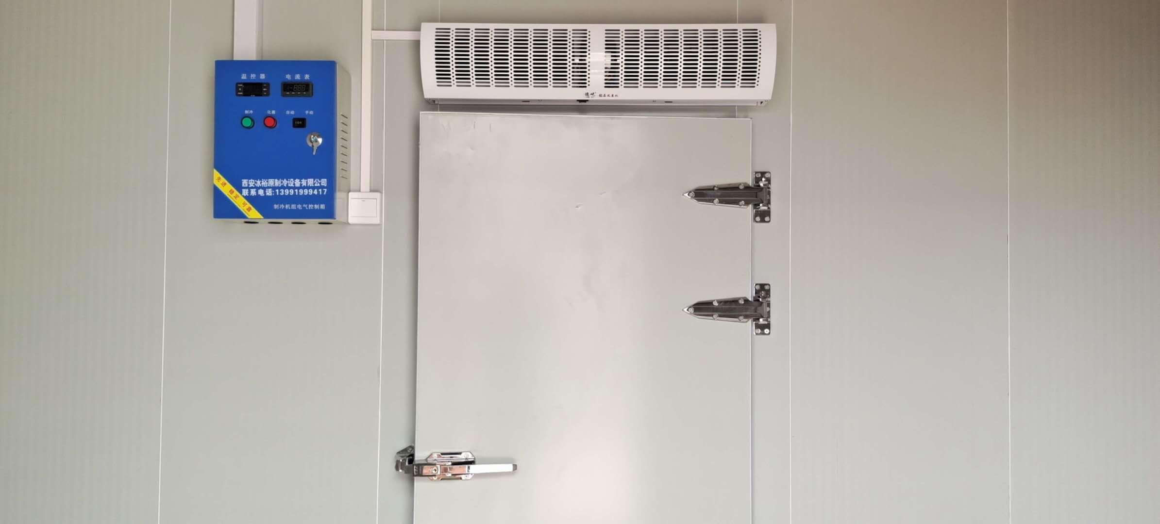 保鲜冷库在挑选和安装时都有哪些诀窍?