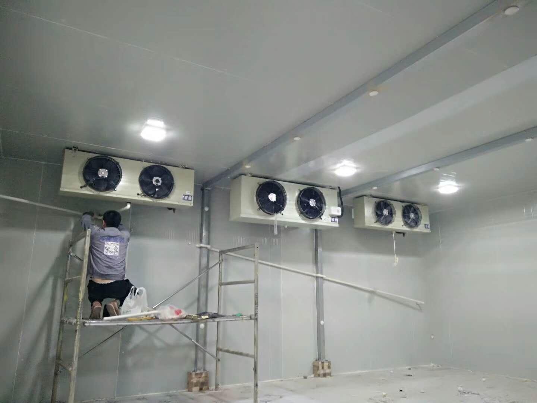 保鲜冷库建设时应该注意哪些要点?