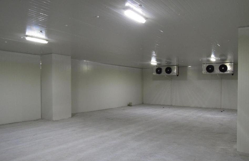 冷库安装建造全过程中怎样保障冷库的使用率呢?