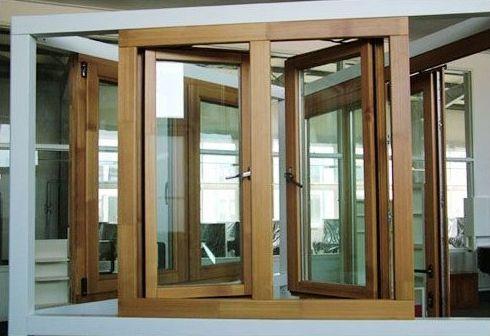 西安木包铝门窗