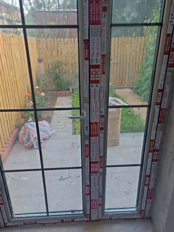 铝包木门窗工厂