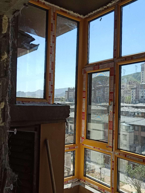 铝包木门窗铝材