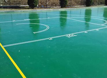 西安地坪漆——聚氨酯环氧地坪漆涂装也会粗糙,到底怎么回事?