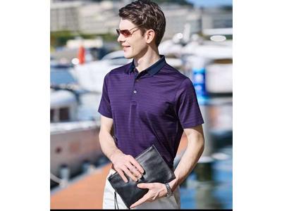 夏季男士商務時尚Polo衫
