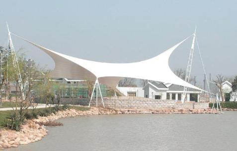 膜结构景观工程