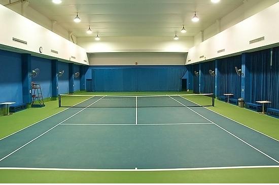 網球運動地板
