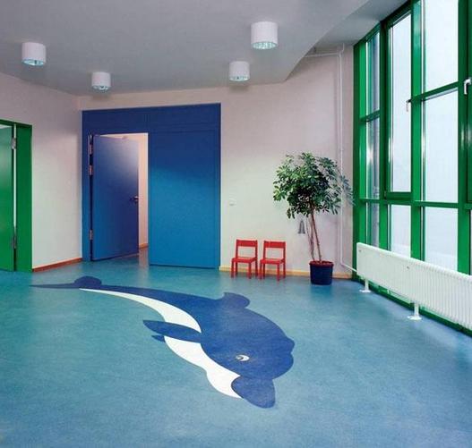 幼兒園pvc塑膠地板