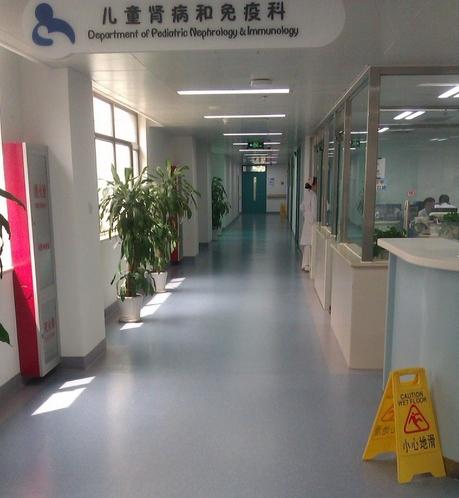 醫院專用pvc塑膠地板