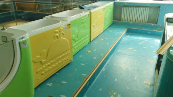 幼兒園專用pvc塑膠地板