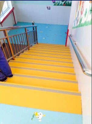 西安幼兒園地板效果圖