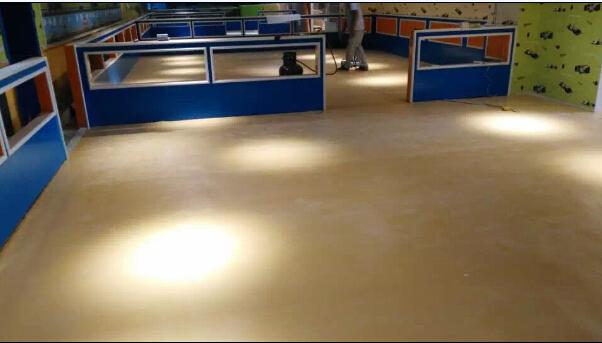 塑胶地板和同质透心有哪些优点