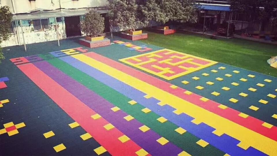 幼兒園懸浮地板廠家
