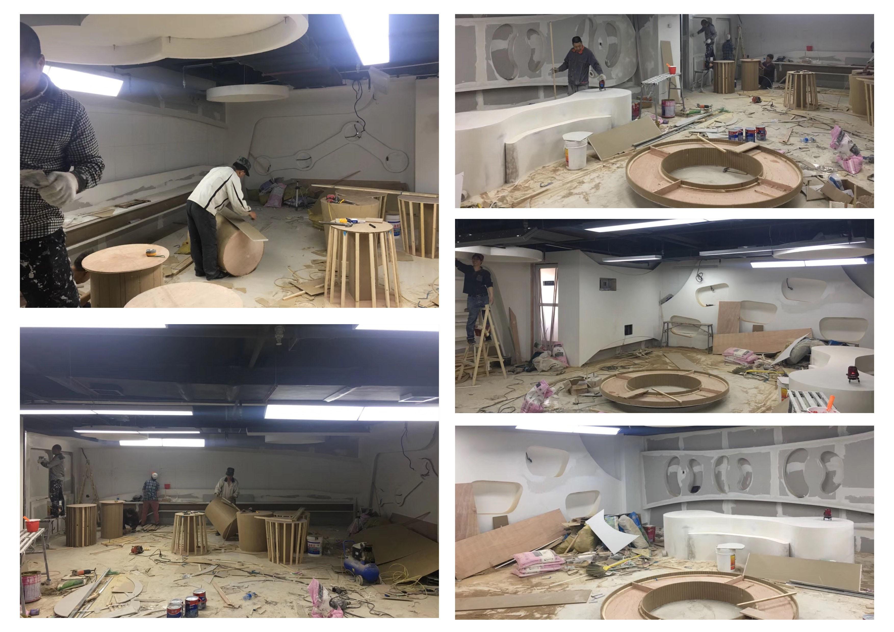 兰州展台搭建-某部队展厅