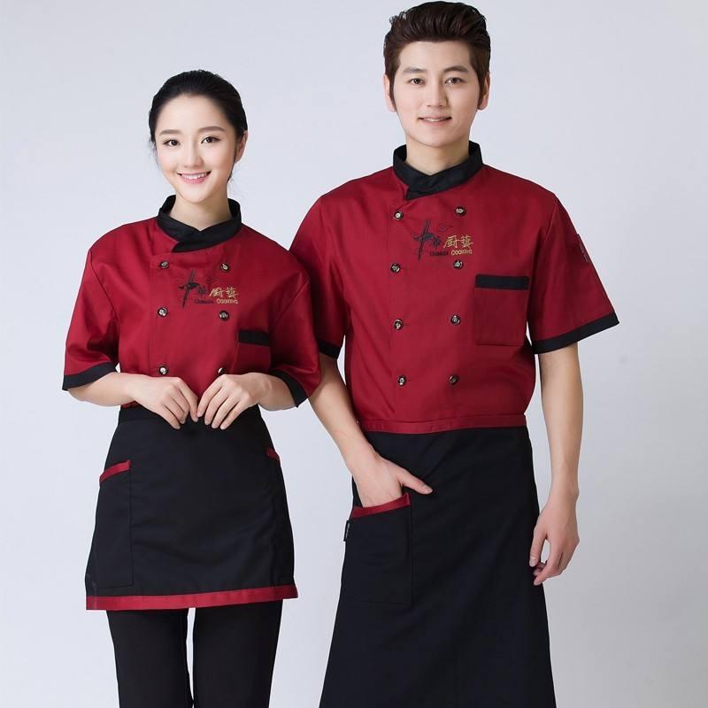 高档酒店的制服都是如何定制的?