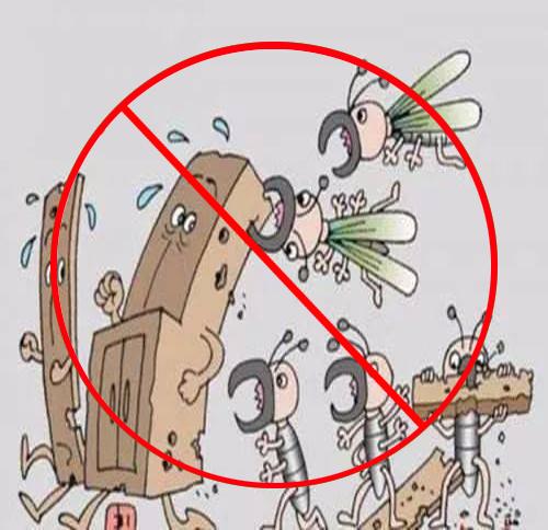 专业灭白蚁
