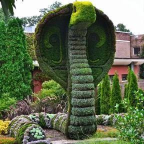 景觀仿真綠雕