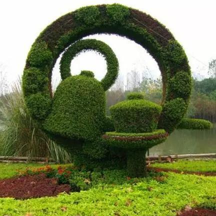 植物绿雕定制