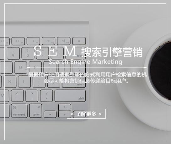 SEM 搜索引擎营销