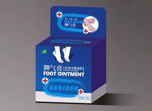 腳氣膏-足部冷敷凝膠