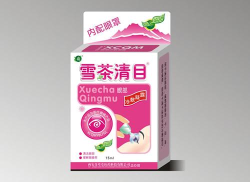 雪茶清目-冷敷凝胶