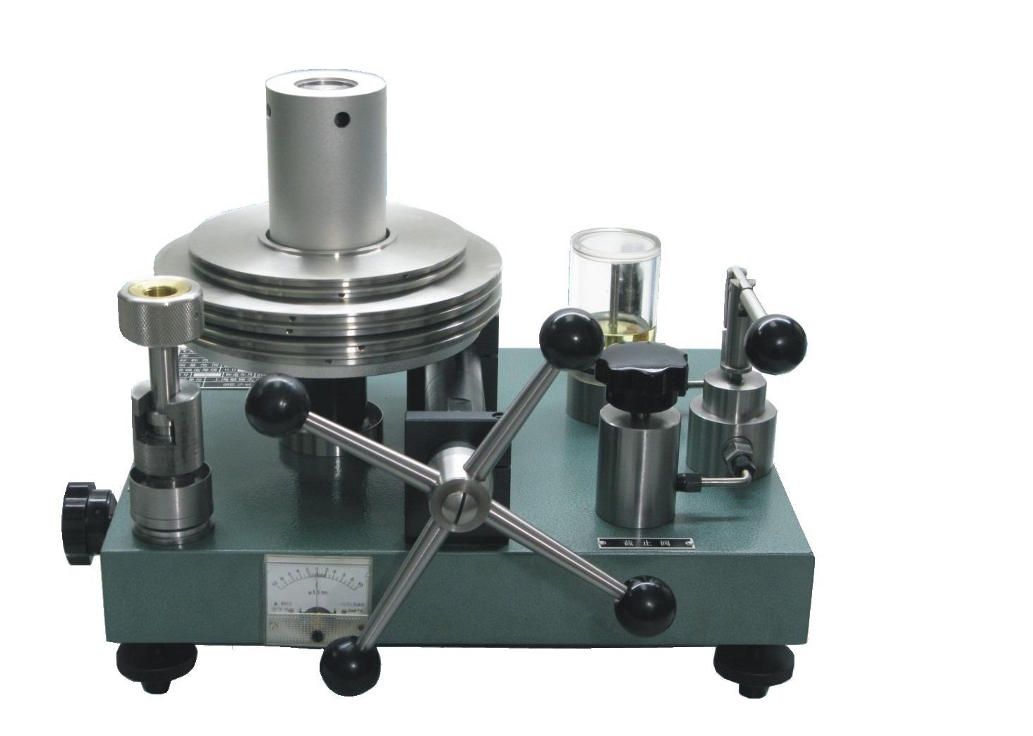 气体活塞式压力计的特点及技术参数须知