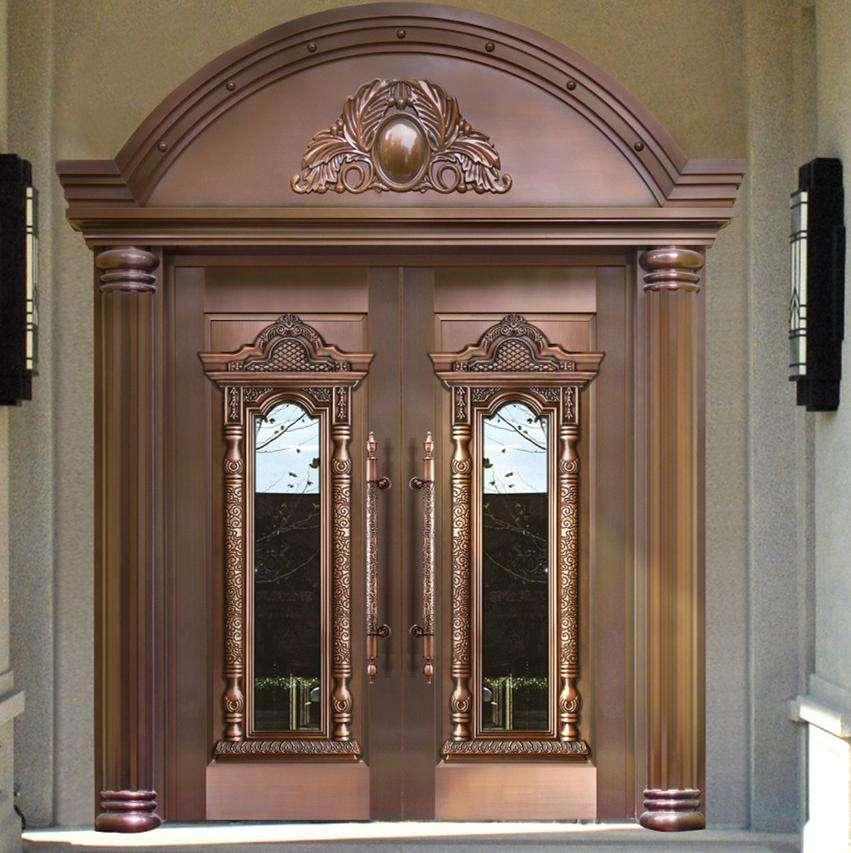 千赢分析别墅大门怎样挑选,需要注意的事项有哪些?