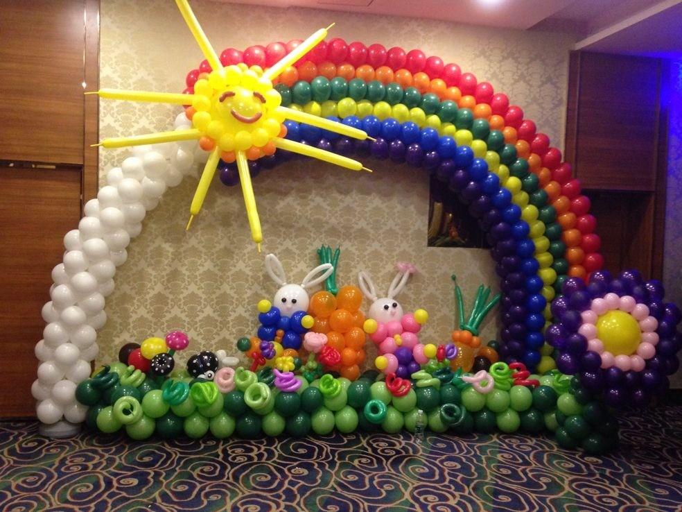 西安气球装饰公司气球装饰婚礼流程大揭秘