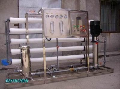 电子行业用水处理设备
