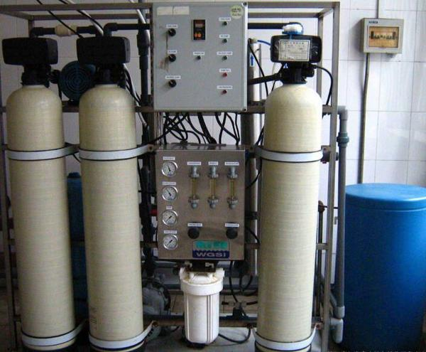 反渗透设备反渗透膜堵了怎么去清洗?