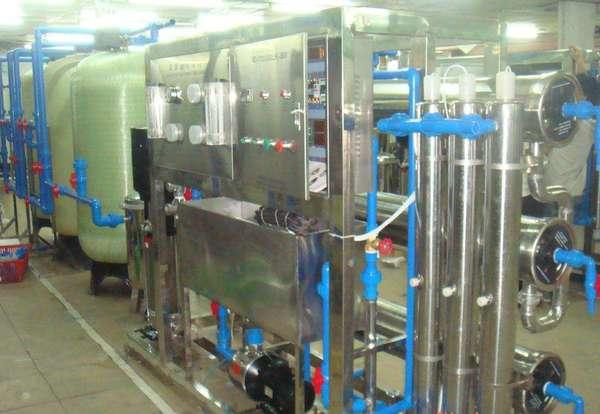 大型反渗透设备气水联合反洗操作注意事项