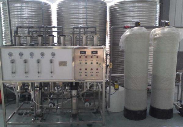 反渗透水处理设备依据标准如何分类