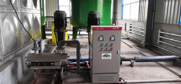 反渗透纯净水设备系统组成介绍