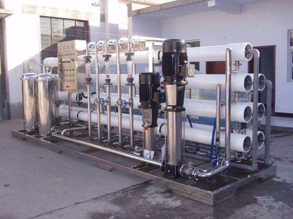 凈化水設備除去水中雜質依靠哪幾種方法