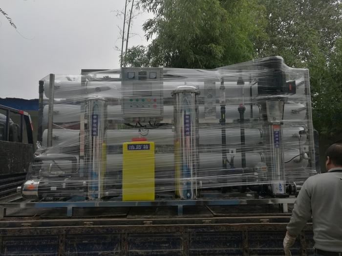 锅炉软化水设备自动完成水处理及主要特点介绍