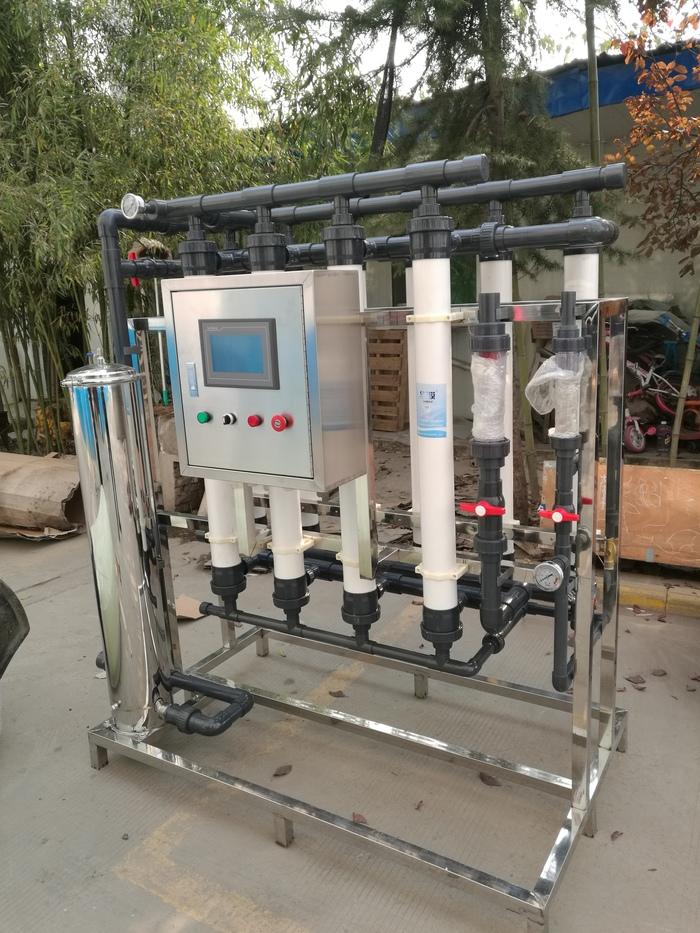 工業去離子水設備工藝流程介紹