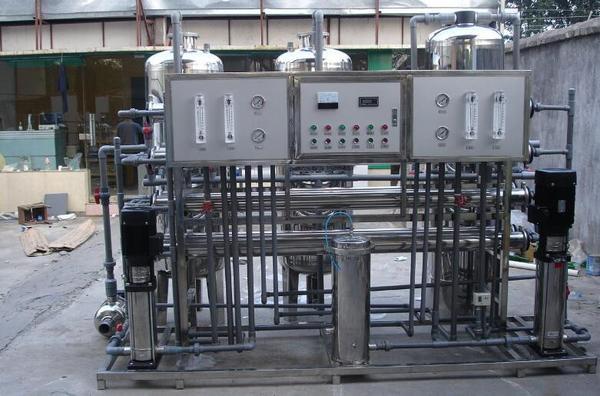 过滤水设备加工和验收工序的注意事项
