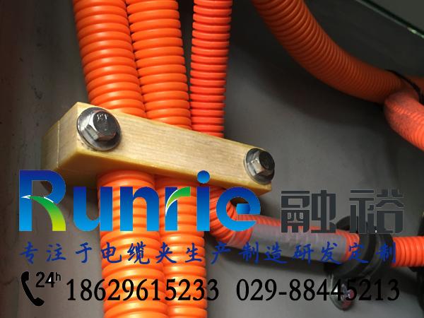 电缆固定支架,电缆固定支架参数,西安融裕电缆夹厂家质优价廉