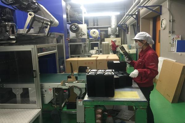 赴日本塑料成型工