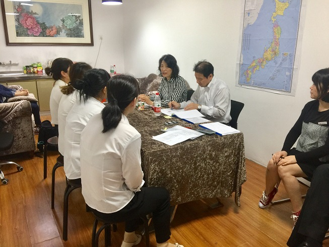 (金牌老项目)12月面试赴日本德岛缝纫女工