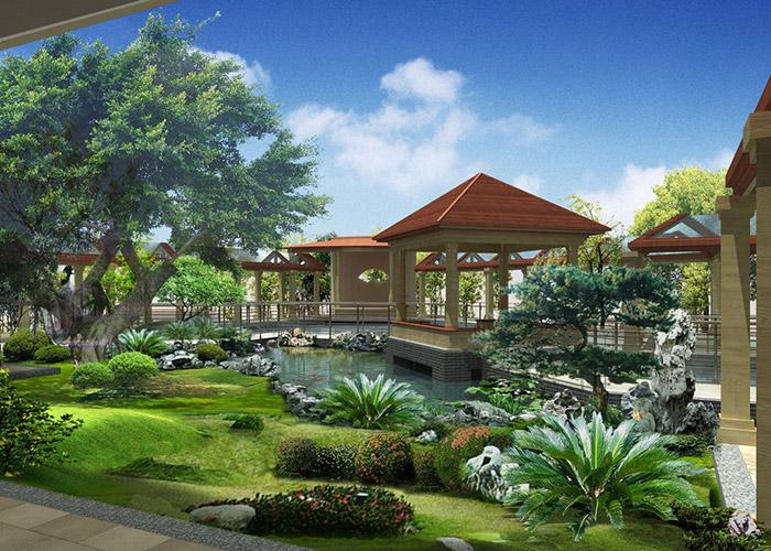 西安园林设计