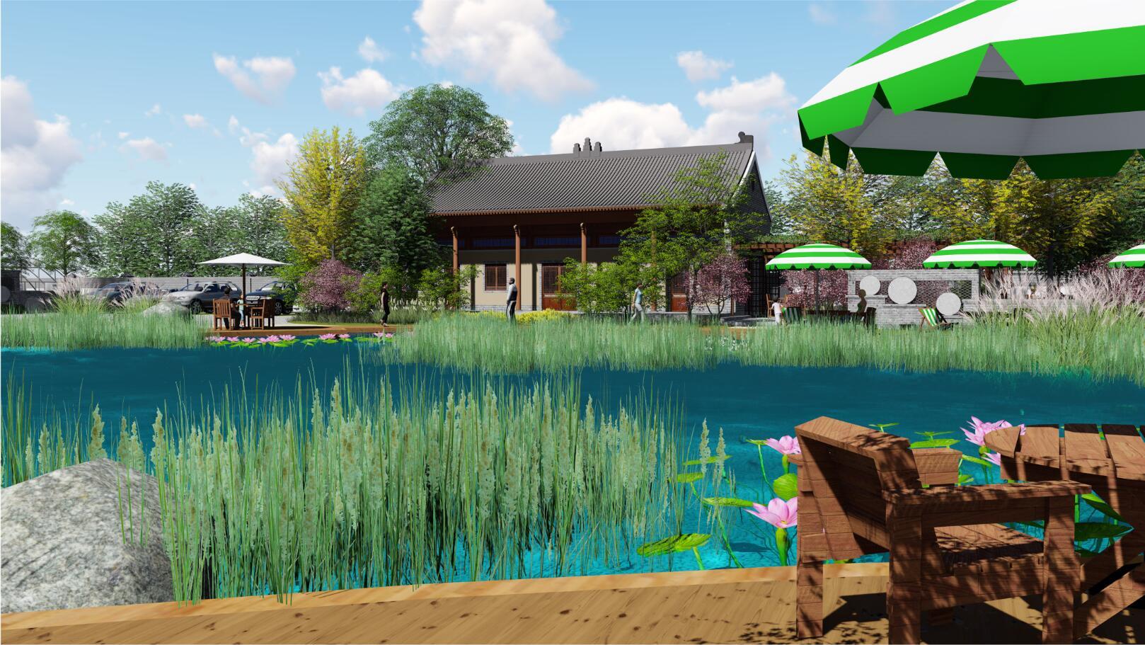 西安景观设计规划